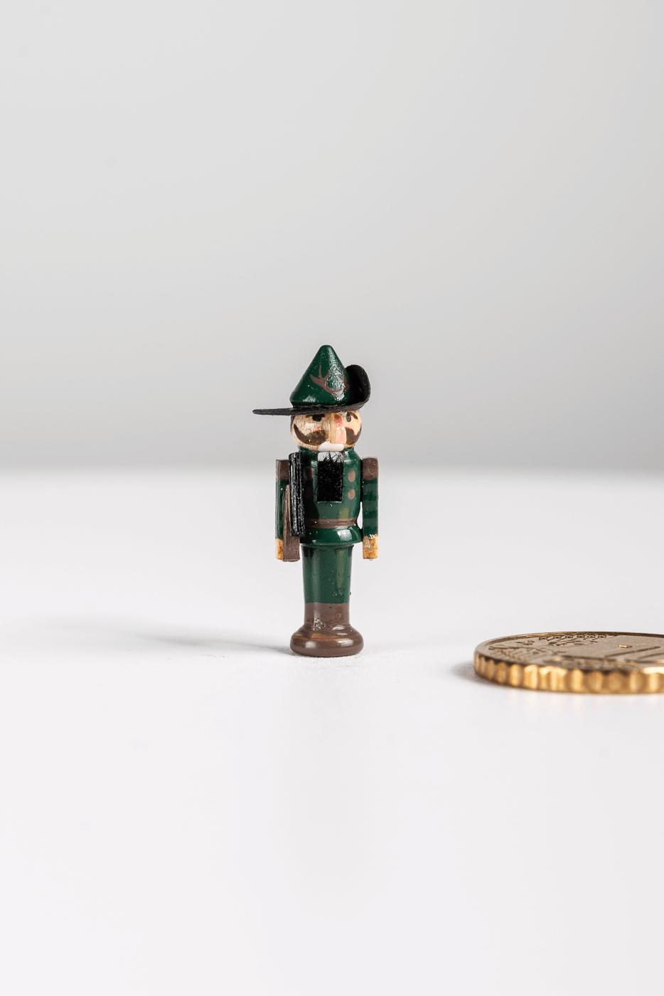 "Miniatur Nussknacker ""Stülpner Karl"""