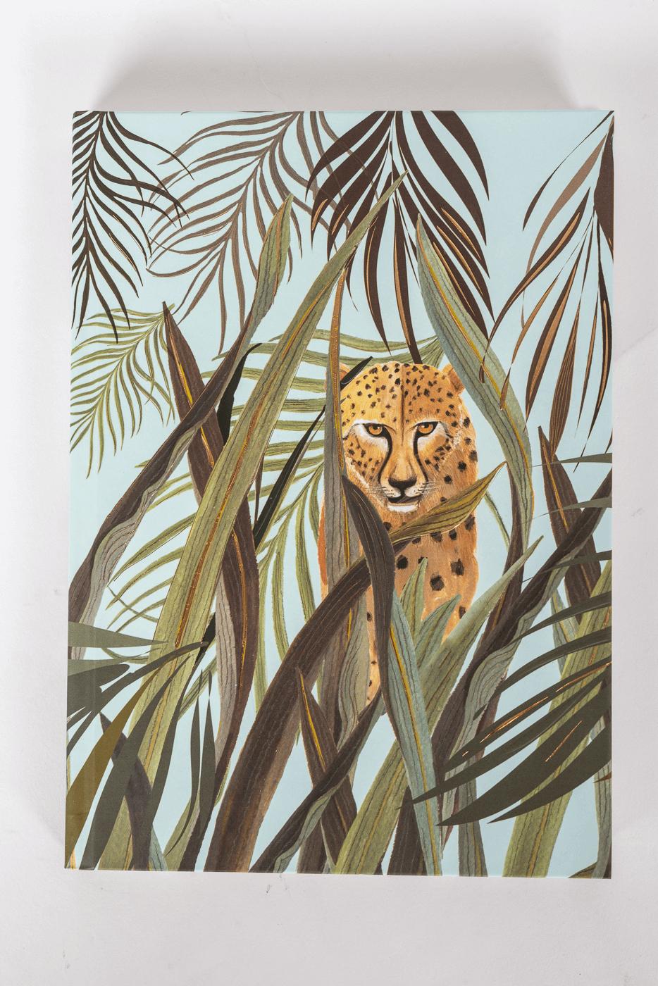 Notizbuch Wild Life, Gepard