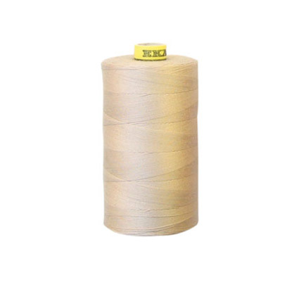 Baumwoll-Garn, beige