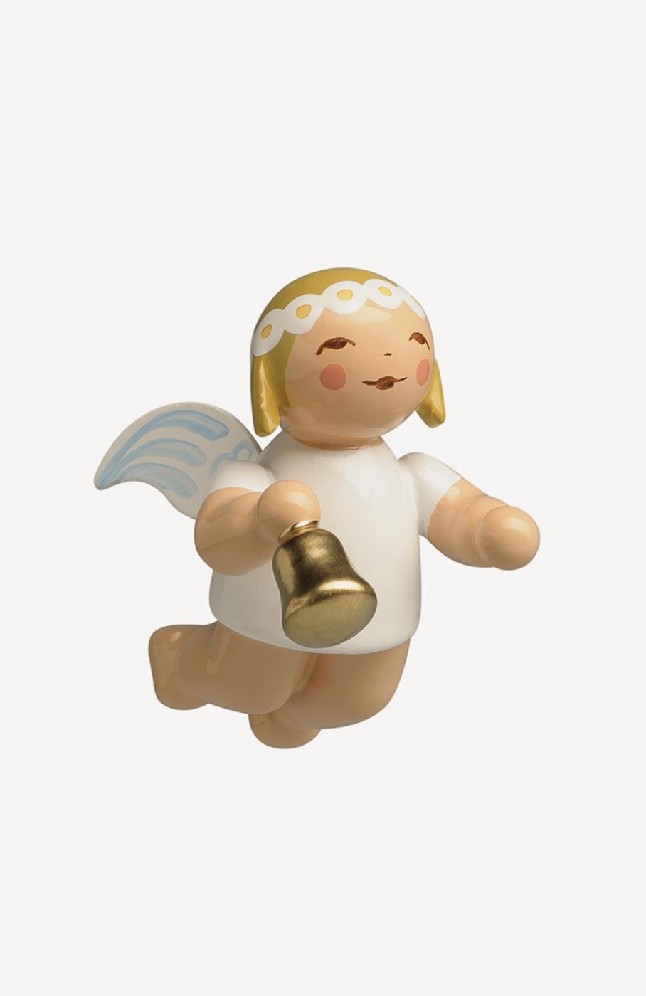 bSchwebeengel, klein, mit Glocke