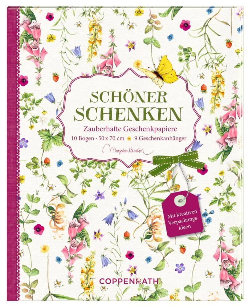 Geschenkpapier-Buch - Schöner Schenken (Bastin/Kölsch)