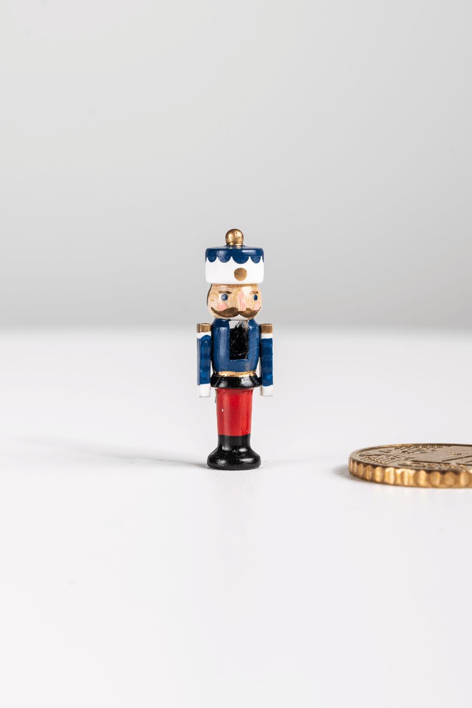 """Miniatur Nussknacker """"Ludwig II"""""""