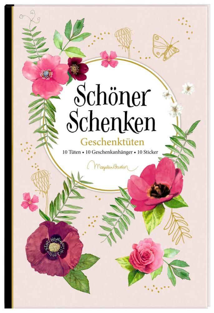 Geschenktüten-Buch: Schöner schenken (Zeitlos schön)
