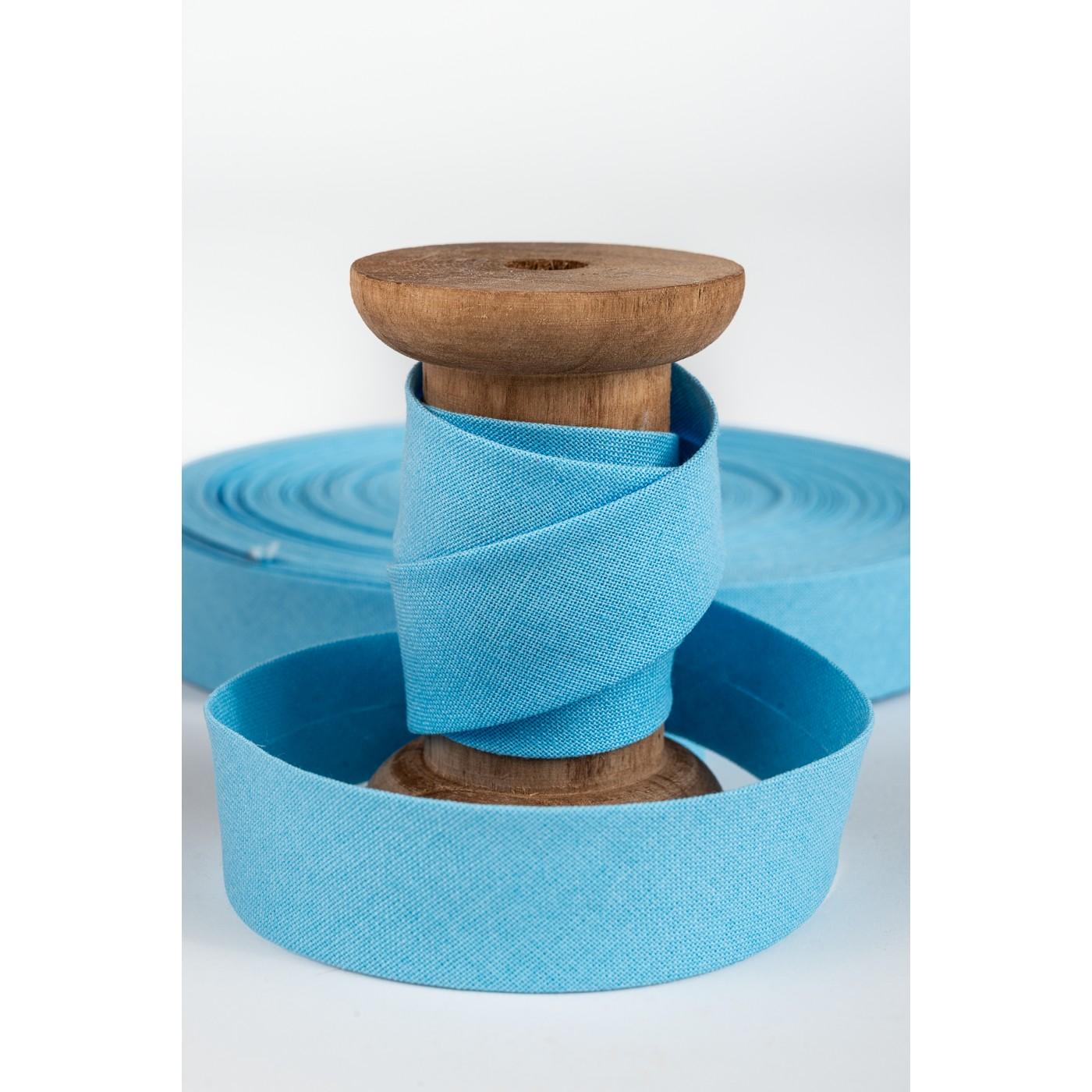 bSchrägband, bleu