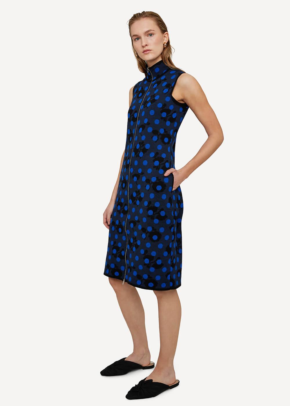Quilters Vest Kleid