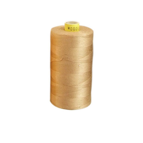 Baumwoll-Garn, herbstgold