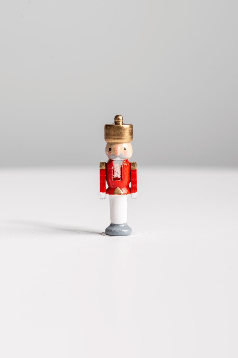 Miniatur Nussknacker