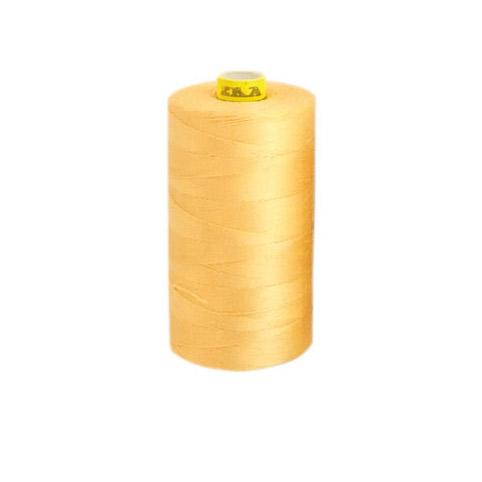 Baumwoll-Garn, goldgelb
