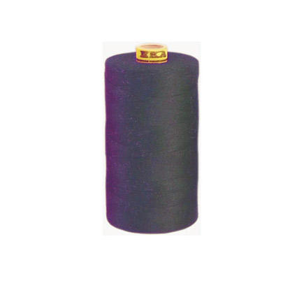Baumwoll-Garn, violettblau
