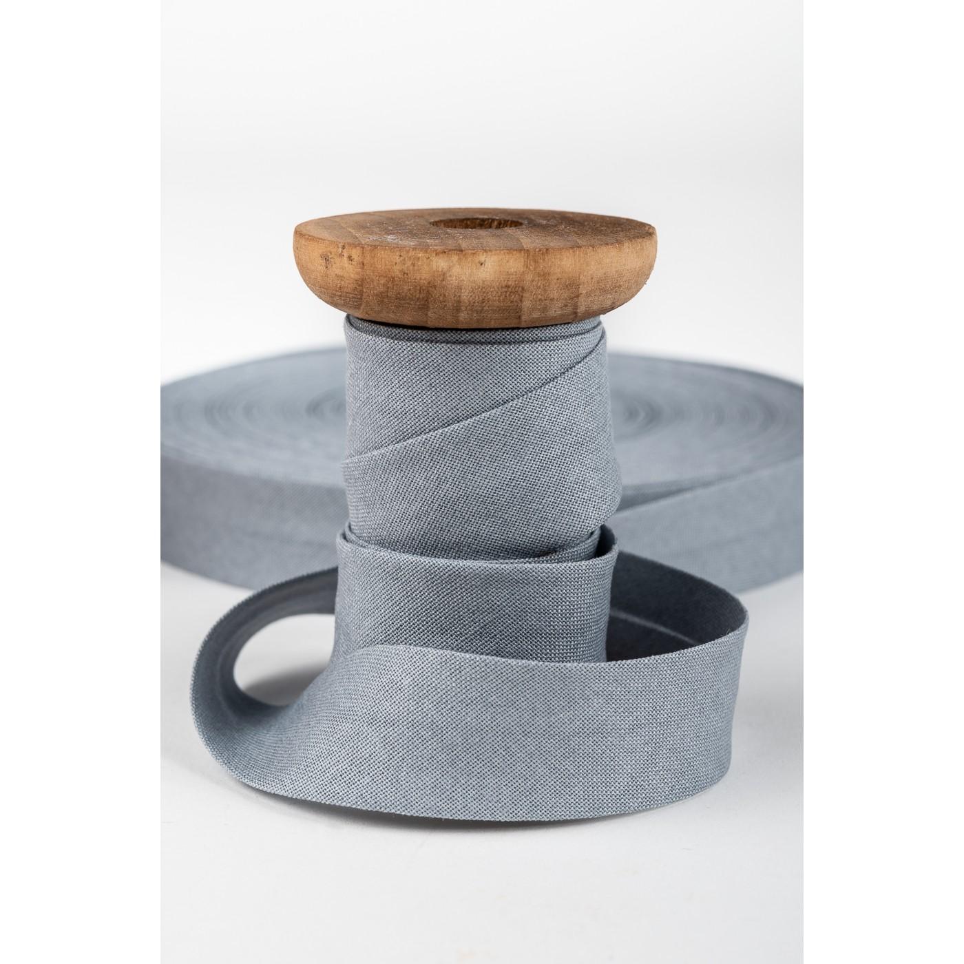 bSchrägband, grau