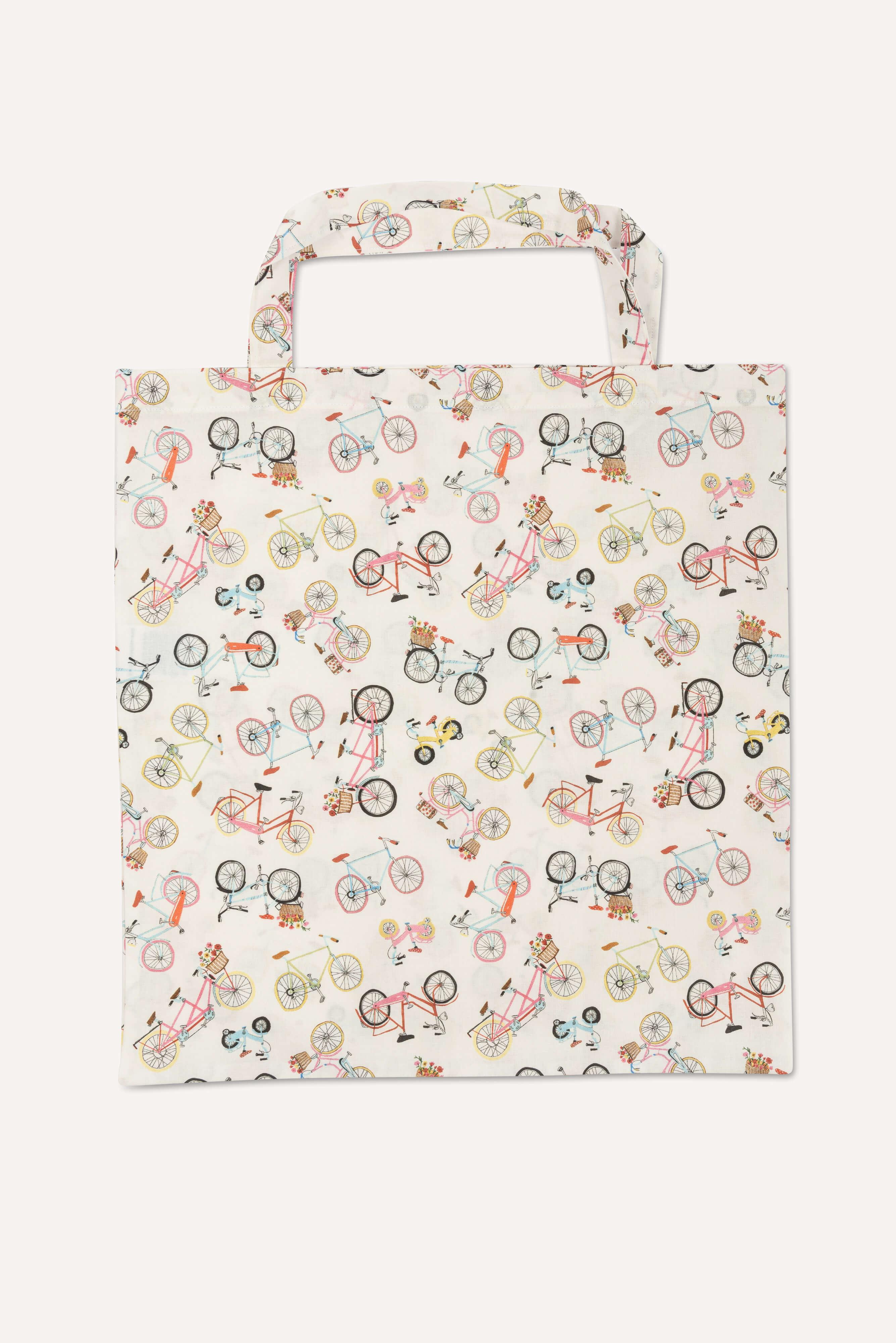 Einkaufstasche, Fahrräder