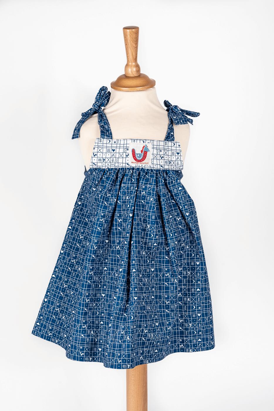 Kleid-Pia aus Westfalenstoffen