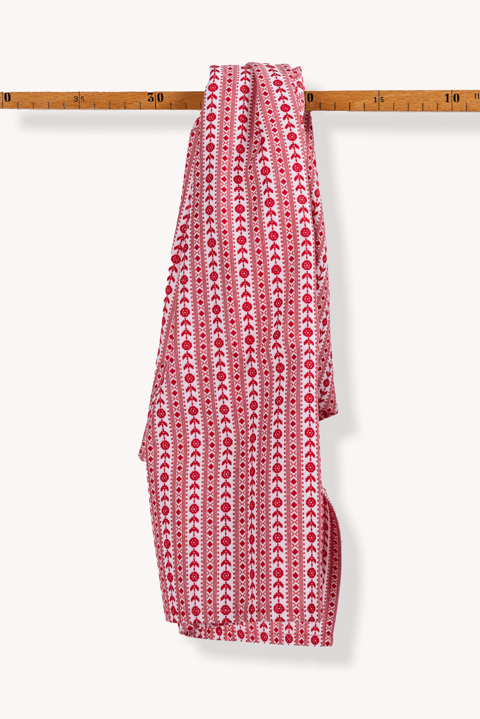 Geschirrhandtuch, rot