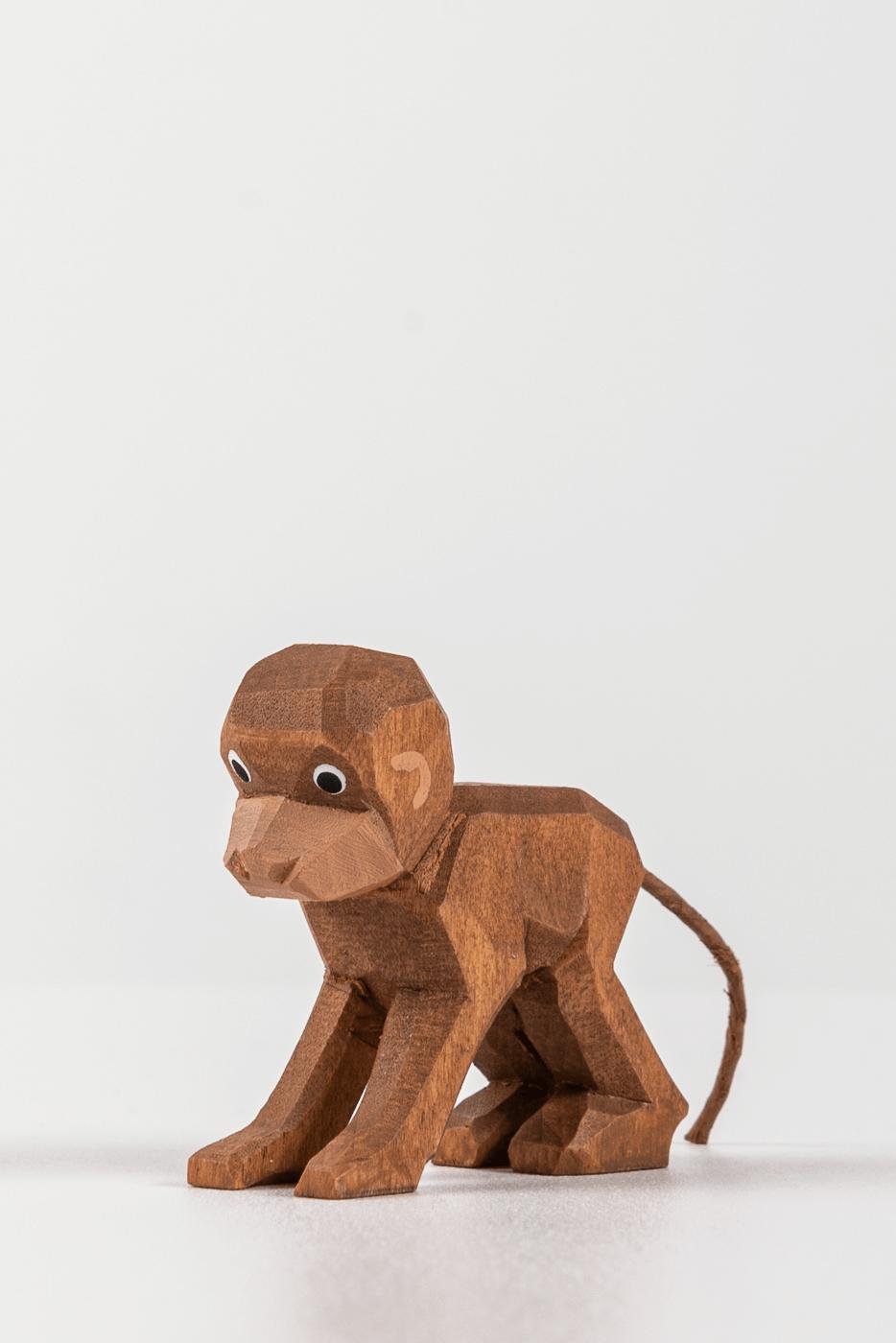 Affen-Kind