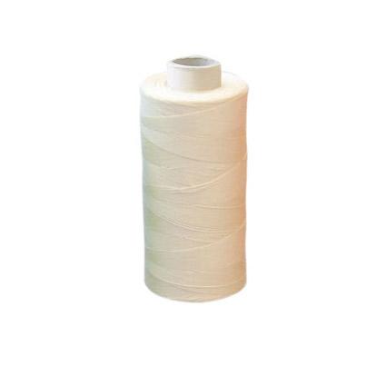 Baumwoll-Garn, weiß