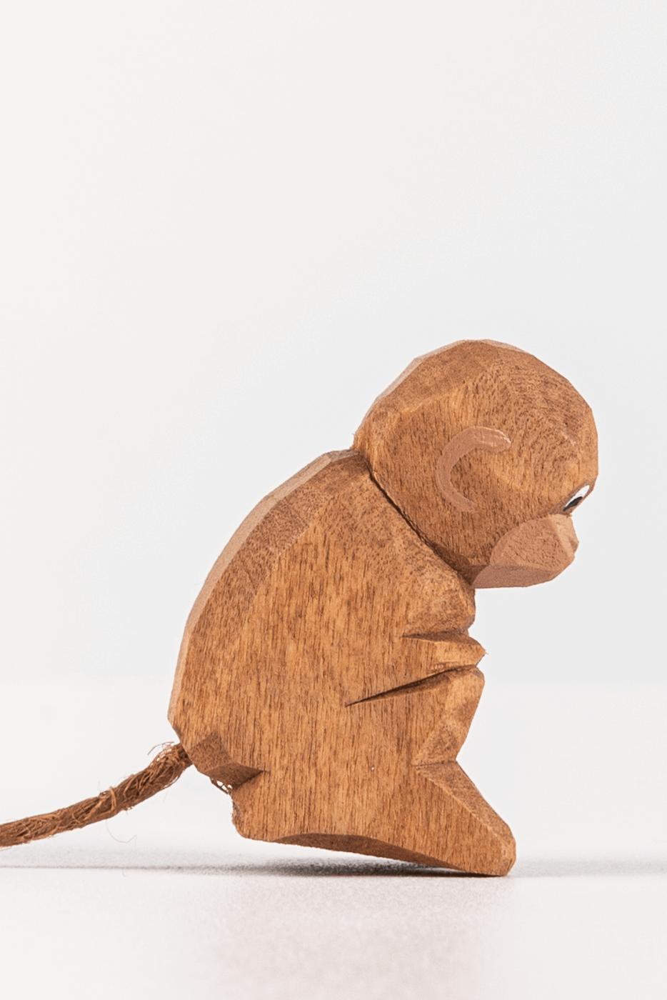 Affen-Baby