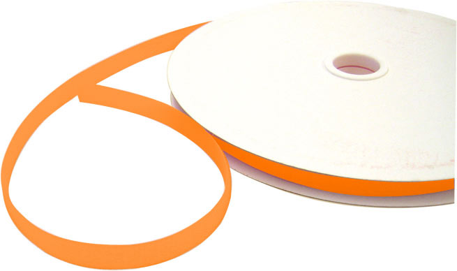 Klettband, orange
