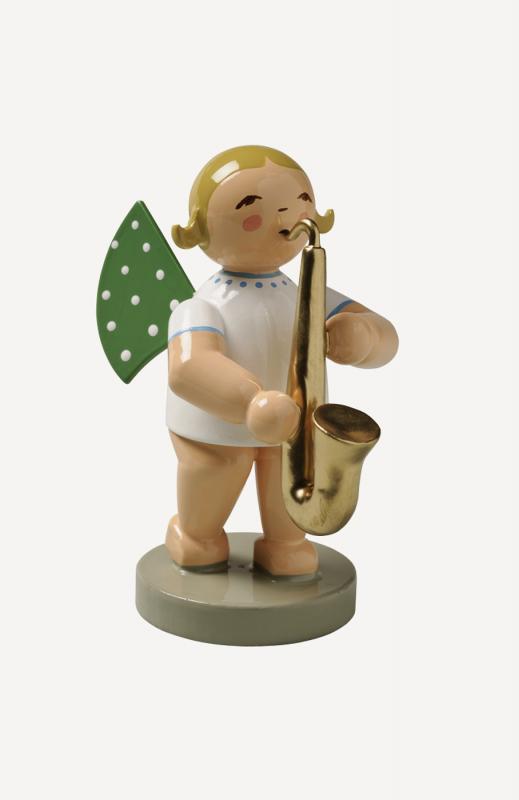 aEngel mit Saxophon