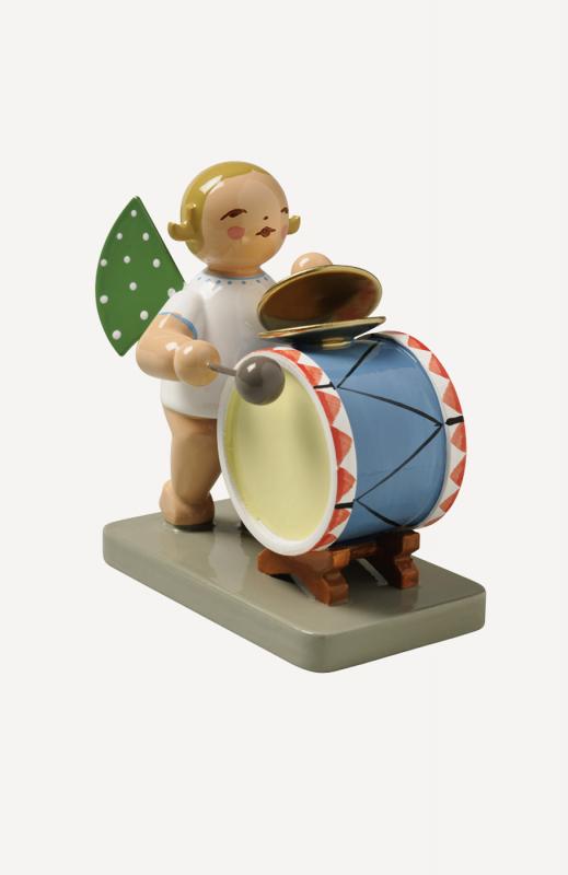 aEngel mit Schlagzeug