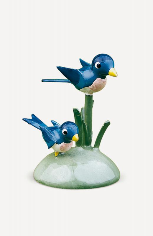 aVögel auf Zweig