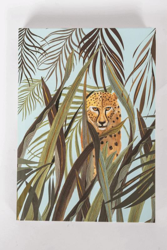 aNotizbuch Wild Life, Gepard