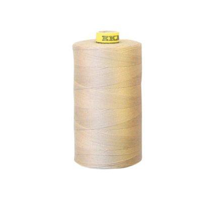 aBaumwoll-Garn, beige