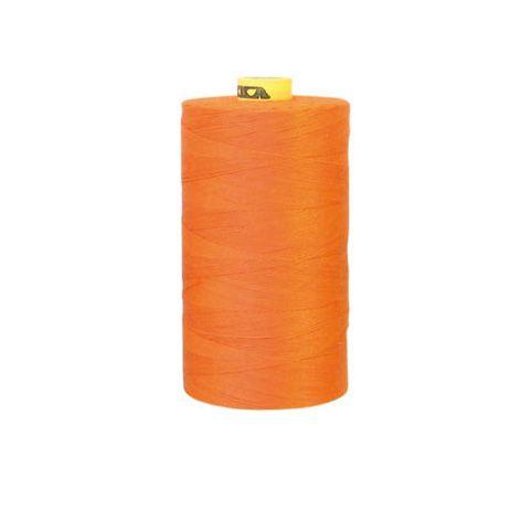 aBaumwoll-Garn, orange