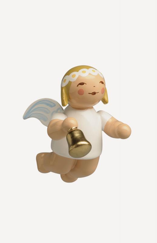 aSchwebeengel, klein, mit Glocke