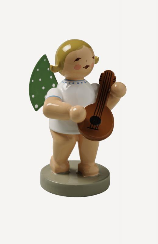 aEngel mit Mandoline