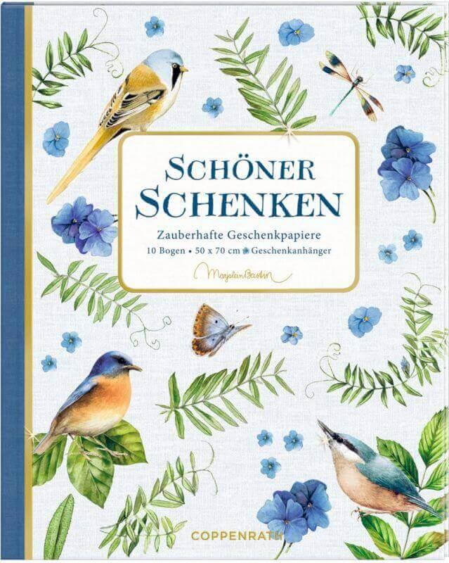 aGeschenkpapier-Buch - Schöner Schenken (Marjolein Bastin)