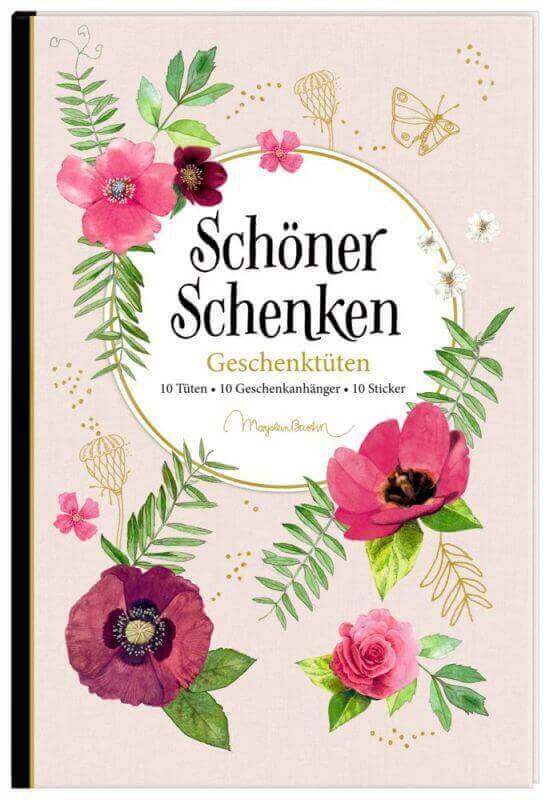 aGeschenktüten-Buch: Schöner schenken (Zeitlos schön)