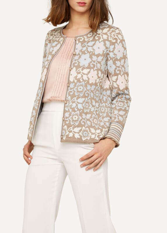 aFlower and Flounce cardigan