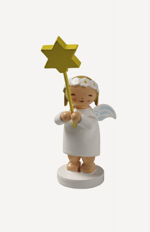aMargeritenengel mit Stern