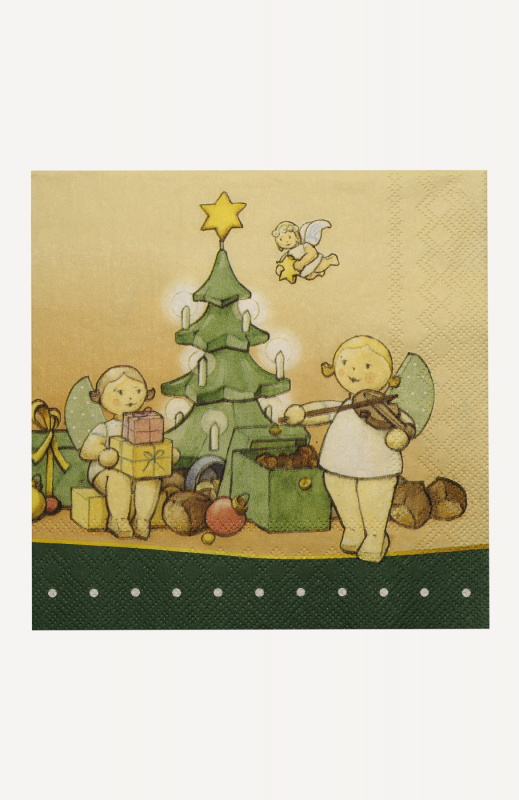 aServietten 'Weihnachtszauber'