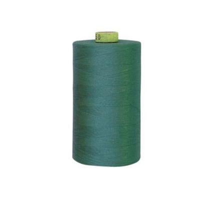 aBaumwoll-Garn, dunkelgrün