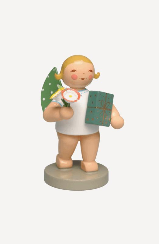 aEngel mit Geschenk, Limitierte Edition