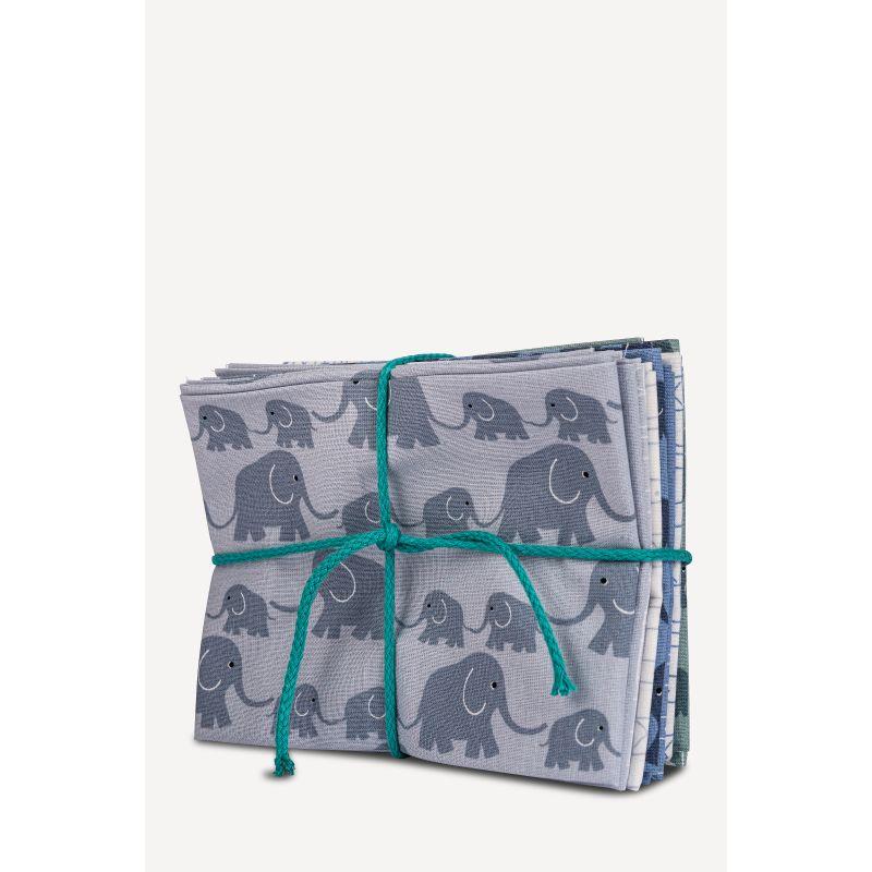 aStoffpaket Elefant&Co.