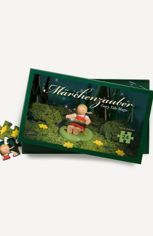 aMärchenpuzzle, Sterntalermädchen, 24 Teile