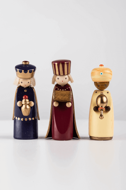 aDie heiligen drei Könige