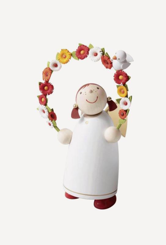 aSchutzengel® mit Blumenbogen
