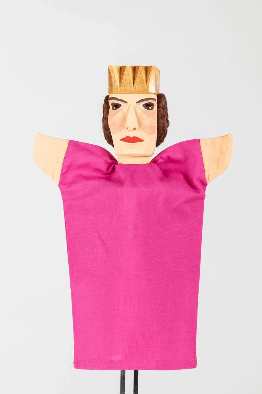 aKönigin