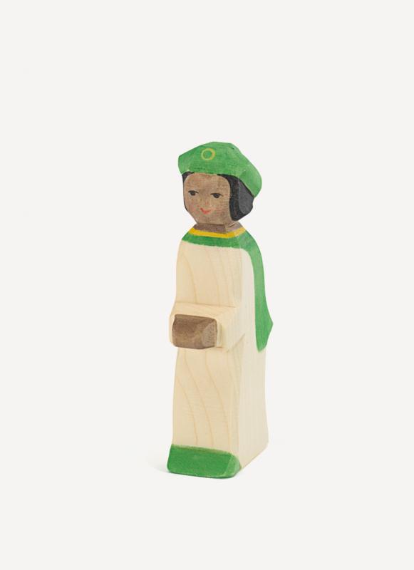 aSternsinger, grün