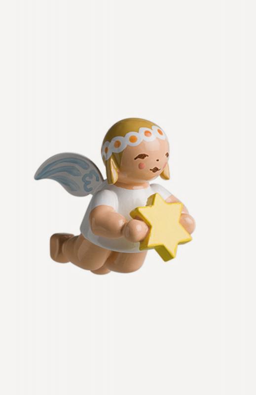 aSchwebeengel, klein, mit Stern